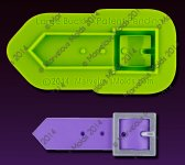 Small image for Marvelous Molds Large Buckle