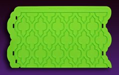 Small image for Marvelous Molds Moroccan Lattice
