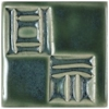 Small image of CG104 Peacock Green
