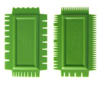 Xiem UTCAF Ultimate Firm Texture Combs Set A